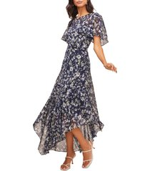 women's astr the label floral print dress
