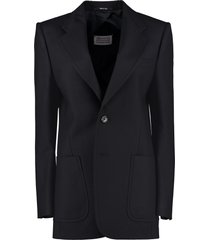 maison margiela structured jacket