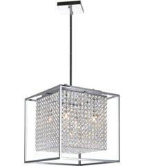 cwi lighting cube 5 light mini pendant