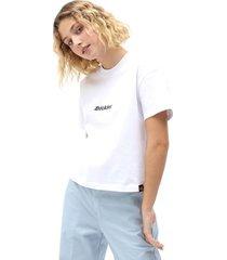 t-shirt korte mouw dickies dk0a4xbawhx1