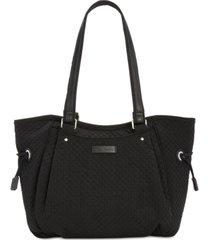 vera bradley iconic glenna small satchel