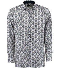 overhemd wit modern fit