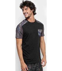 camiseta mcd especial core masculina