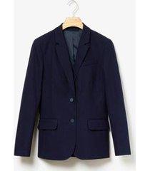 casaco lacoste regular fit feminino