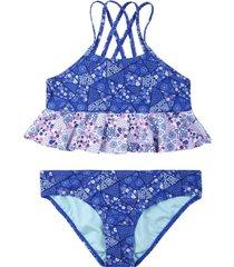 bikini vuelos azul h2o wear