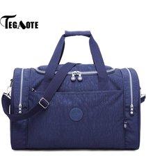 tegaote-large-capacity-travel-bag-women-duffle-luggage-bags-nylon-waterproof-cas
