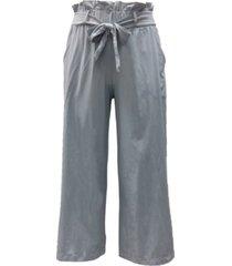 ideology paper bag 7/8 length leggings, created for macy's