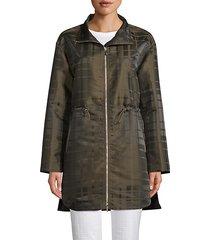nikolina zip-up jacket