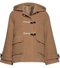daimy jacket 11124 outerwear jackets wool jackets beige samsøe & samsøe
