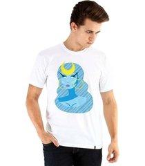 camiseta ouroboros manga curta rainha do mar masculina