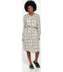 klänning slmontoya tunic dress ls