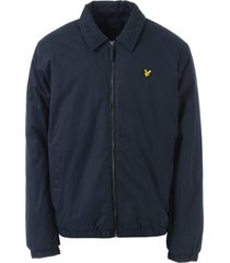 mens wadded harrington jacket