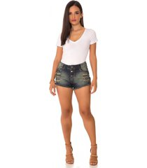 shorts jeans express hot pants rachely azul