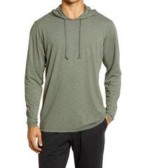 men's anetik low pro tech hoodie, size xx-large - green