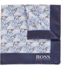 boss men's t-set bow tie & scarf