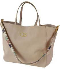bolso  nude colombian bags isabella tote