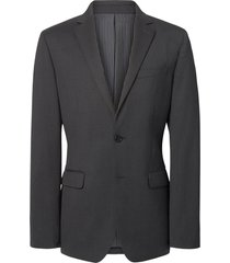 chaqueta slim notch lapel azul banana republic