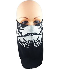 star wars style tube face mask, balaclava, neck gaiter, bandana