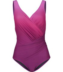 costume intero modellante (fucsia) - bpc selection