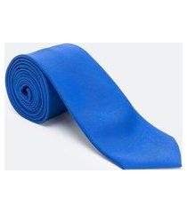 gravata sólida slim | preston field | azul | u