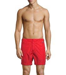 mayfair slim-fit swim shorts