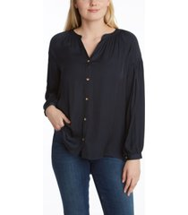 women's oversize button up shirt