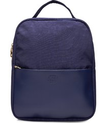 orion small bags backpacks casual backpacks blauw herschel