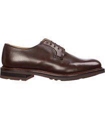 scarpe stringate classiche uomo in pelle derby brogue woodbridge