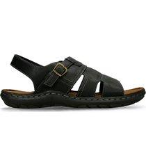 sandalias negro bata berlin sandal r hombre