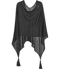 opus poncho apiera flash