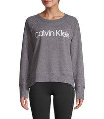logo raglan-sleeve sweatshirt