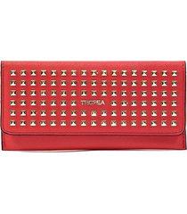 billetera roja tropea pilar
