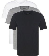 triple pack van regular fit cotton t-shirts