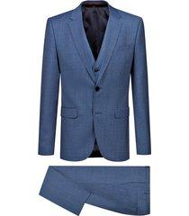 jurk met extra slim fit vest astian / hets184v1 - 50.405.359