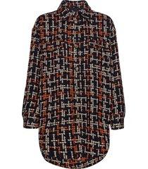 callykb shirt jacket overshirts multi/patroon karen by simonsen
