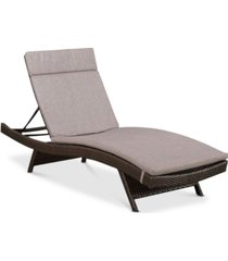 farron cushion adjustable lounge