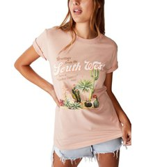 cotton on classic arts t-shirt