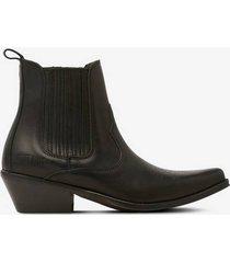 boots mid western elastic