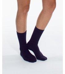 women's opaque trouser socks