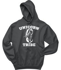 unicorn tribe hoodie