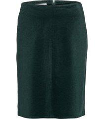 skirt short woven fa kort kjol grön gerry weber edition