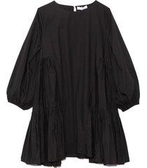 byward dress in black