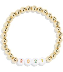 women's baublebar pisa 2021 stretch bracelet