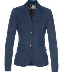 blazer in misto lana (blu) - bpc selection premium