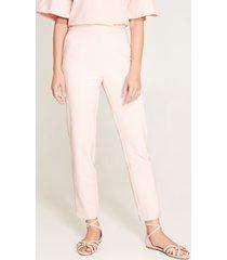 pantalón tobillero rosado 6