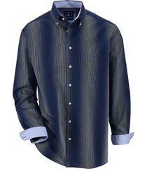 overhemd babista donkerblauw