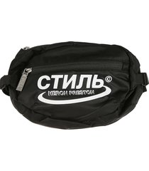 heron preston fanny pack dots ctnmb belt bag