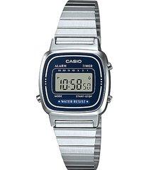 reloj casio la 670wa 2d retro para dama original