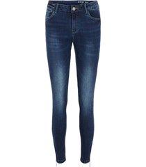 skinny jeans nmkimmy cropped regular waist