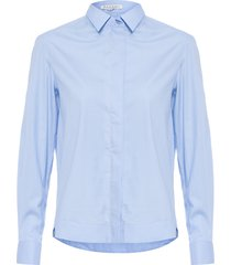camisa feminina erica - azul